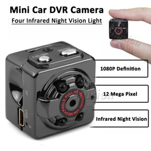 Cheap Mini Camcorders 1080P 720P Full HD Mini Camera SQ8 Secret Car Sport Camcorder Motion Sensor DV DVR Voice Video Recorder Night