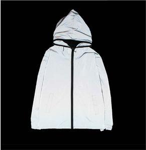 Mens Designer Jacket Hooded Spring Autumn Brand Zipper Windbreaker Letters Print For Men And Women Luxury Hoodie Coat Jacket Waterproof 48RP