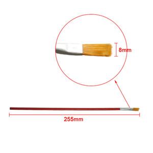 BGA Pasker Ball Phayering Flux Tin Patue Brush SMD Rewworking IC Reballing Tool для пайки