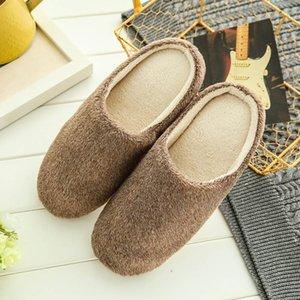 Летняя обувь мужская простая теплая плюшевая нескользящая Мужская обувь на открытом воздухе домашние тапочки вьетнамки Zapatos De Hombre Chaussure Homme