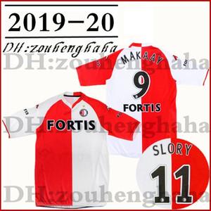 2007 2008 Feyenoord Retro futbol forması 07 08 SLORY MAKAAY dönüş Futbol forması LANDZAAT WIJNALDUM JANOTA MOLS BISESWAR antik maillot