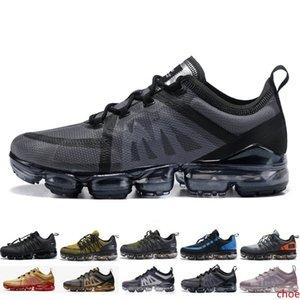 New Run UTILITY Running Shoes For Men Tn Plus Triple White Black REFLECTIVE Medium Olive Burgundy Crush Designer Men Trainers Sneakers