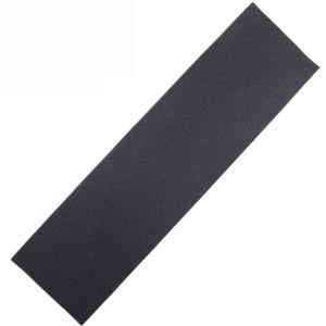 Profesional monopatín Negro Cubierta de lija cinta de agarre para el tablero de patinaje Longboarding 82 * 21 cm / 26 x 120 cm FT109