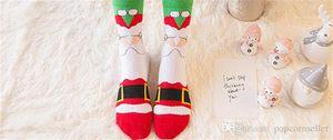Socken Damen Herbst Winter Weihnachten Themed Tierdruck Strümpfe Mode-Frauen-nette Schlauch-Socken Frauen Designer