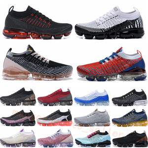Fly 2.0 3.0 Zebra Sneakers örgü 2.0 3.0 Erkek Kadın koşu ayakkabıları üçlü Siyah Beyaz CNY Kaplan Gökkuşağı Spor Açık nefes Ayakkabı