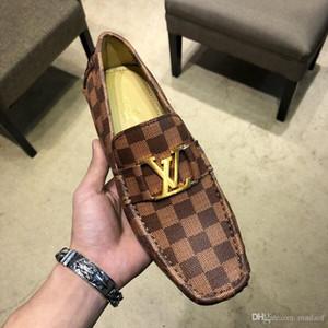20ss sapatos de casamento formal dos homens toe pontas vestido sapatos designers de marcas de luxo sapatos oxford para homens italy sapato oxford masculino YETC4