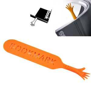 4Pcs / Set 노트 패드 노트 학생 문구 도형 도움말 북마크 재미 있은 학교 편지지 중공 사막 북마크 DH1450 T03