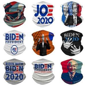 Imitar cara de satén de seda real seda Biden máscara Mujer Fondo de seda largo gradual cambio de color Biden Máscara de alta protección solar Archivos mantón Sca # 957