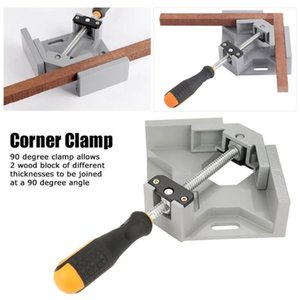 Single Handle 90°Right Angle Clamp Quick Release Corner Clamp Glass Tank Picture Frame Fixed Clip High Quality Hand Tool