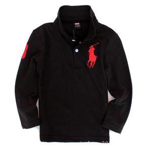 I nuovi 2020 bambini t-shirt ragazzo all'ingrosso ragazza dei bambini per il tempo libero magliette 12 colori Bambino Polo le T-shirt Free shipping