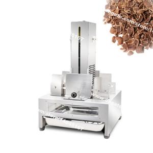 Ücretsiz Kargo 36kg / H Ağır Paslanmaz Çelik 220v Elektrik Choco Kebap Yapma Makinesi Çikolata Shawarma Makinası