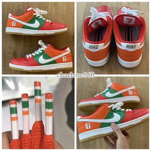 2020 new arrive 7-Eleven x NIKE SB Dunk Low 7-11 Designer Authentic Skateboard Sneakers Mens Womens Casual Shoes Trainers
