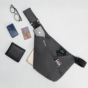 seyahat çantaları çok yönlü Yeni Dijital depolama tabanca çantası crossbody omuz çantaları erkekler kişisel Yakın uydurma messenger bag