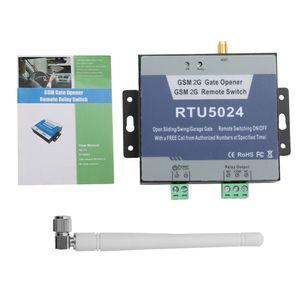 Porta Controlador de 2G ou 3G GSM relé SMS Remote Call Controlador Portão abridor switch para Parking System sem fio Controle de Acesso