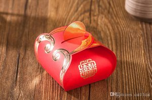 Chinese Red Candy Box