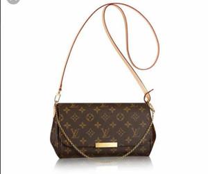 (Seçim için 6 tarzı) ücretsiz kargo !!! Yeni bayanlar crossbody küçük omuz çantaları # 40718 kahverengi mektup