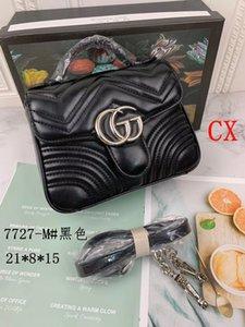 Designer Bag Tote Bag Famous Brands Designer Shoulder Bags Real Leather Handbags Fashion Crossbody Bag Female Messenger Bags Purse