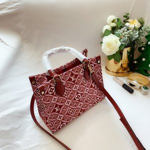 2020 Women Famous Shoulder Bag Luxury Handbags Purses Chain Fashion Crossbody BagNEVERFULLlouisvuitton 73