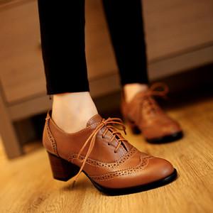 Damenschuhe Chalaza Coarse mit einzelnem Schuh mit Stiefel