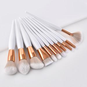 Professional Single Makeup Brushes High Quality Eye Shadow Eyebrow Lip Powder Foundation Make Up Brush Comestic Pencil Brush