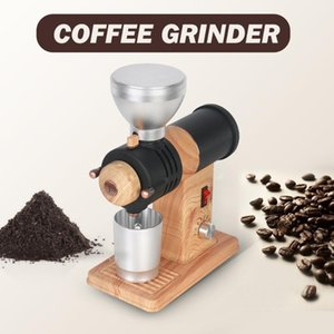 Coffee Grinder Electric Coffee Bean 10 Gear Adjusting Thickness Italian Espresso Milling