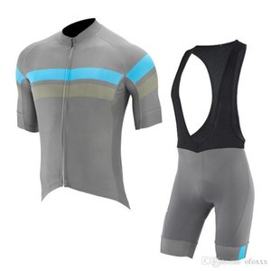 2020 Men &#039 ;S Cycling Short Sleeve Bib Shorts Breathable Sports Jersey Set Capo Team Custom Made Cycling Short Sleeves Jersey Bib Shor