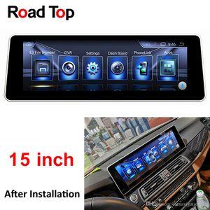 "15.6"" Screen Android 6 Car Radio GPS unidade principal de navegação para BMW F10 F11 520i 523i 528i 530i 535i 550i 518d 520d 525d 530d 535d"