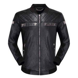 새로운 고급 남자의 가을 단색 운동복 2020 패션 후드 자수 스웨터 거리 긴 소매 따뜻한 스웨터