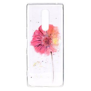 Для OnePlus 7 Pro Чехол Прозрачный Мягкий ТПУ Цвет украшения Башня велосипед Бабочка Девушка Случаи Мобильного Телефона