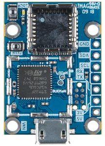 FLIR Lepton Akıllı I / O Kartı genişletme kartı DEV-14670 GPS - PureThermal 2 İçin