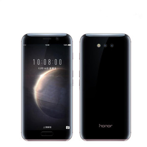 """본래 Huawei 명예 마술 4G LTE 휴대폰 4GB 램 64GB ROM 기린 950Octa 핵심 안드로이드 5.09""""12MP NFC 지문 ID 똑똑한 Mobilel 전화"""