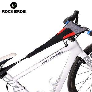 Ciclismo Da Bicicleta Da Bicicleta Sweatband Instrutor Sweat Net Bicicleta À Prova de Suor de Treinamento Fita de Proteção Quadro Acessórios Para Bicicletas
