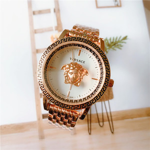 Top marca de luxo 38 milímetros tridimensionais Diamante de quartzo relógios de pulso relógios de marca Relogio das mulheres presente de relógios de luxo da moda