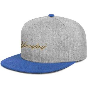 Yuengling beer logo mens and womens snap back baseballcap styles team Hip Hopflat brimhats light sign yuengling-logo Yuengling Lager