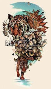 Diamante Ricamo animali Dipinti con diamanti 5D Punto croce Immagine Piena strass fiori occhio di tigre Art Mosaic Decoration