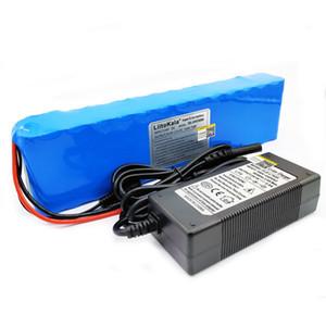 Liitokala DC 24V batteries 7S4P 15A BMS 250W 29.4 V 10000 mAh pour voir chaise Moteur électrique Puissance + chargeur 29.4V 2A