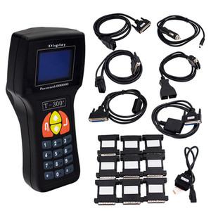 T300 Anahtar Programcı Yeni V17.8 OBDII OBD2 Çoklu Araç Tanı Aracı Tarayıcı Anahtar Programcı
