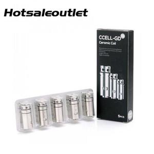 Vaporesso d'origine cible Mini CCELL GD Coil en forme de bobine en céramique pour réservoir Mini cible Gardien