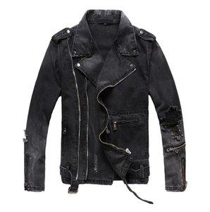 Balm Herren Designer Jacken Mode Herren Damen Jeansjacke Lässige Hip Hop Designer-Jacke Herren-Bekleidung Größe M-4XL