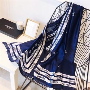L'ultima calda 180 * 90 cm lettera sciarpa scialle donne Elegante Sottile Primavera estate spiaggia scialle casuale può essere all'ingrosso