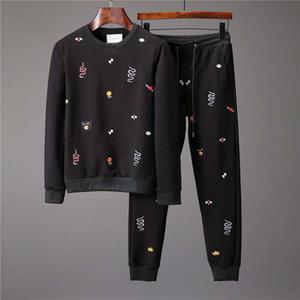 Survêtements 001 # Sweatshirts Costumes costume de sport de luxe homme Sweats à capuche Vestes Manteau ensembles des hommes Medusa Vêtements de sport Survêtement Sweat Blousons