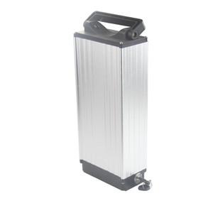 Taşınabilir ve Yüksek kapasiteli 48 V 20AH yüksek kaliteli ebike pil paketi ile 300 W için 1500 W DC motor ile Şarj