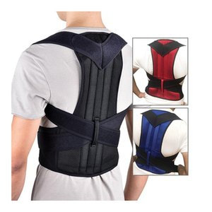 Adulte Retour Taille Attitude Posture Correction Sangle Masvelt Renforcer Orthosis Ceinture de soutien de remise en forme Hump Correction de fixation de bande