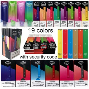 Puff Bar Disposable Pods Device Starter Kits 280mAh Battery 1.3ml Cartridges Empty Vape Pen Puff Bars Portable E Cigarettes