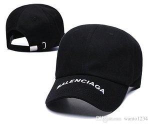 2019 icône de broderie casquettes chapeaux hommes femmes designer marques Snapback pour les os des hommes golf casquette de baseball chapeau casquette d2