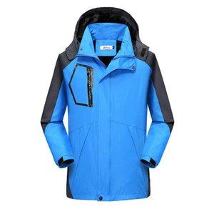 Men Waterproof Windbreaker Jacket Camp Hiking Outwear Sport Coat Tops Outwear AU