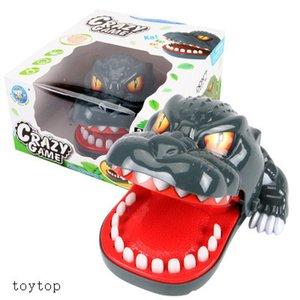 محاكاة ساخرة تخفيف الضغط ألعاب محاكاة ساخرة التمساح القرش فنجر لعب كبير الكلب القراصنة دلو لعبة صعب