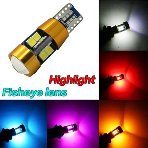 1 Piece T10 W5W 19SMD 3030Lamp beads License Clear Clearing plaint please