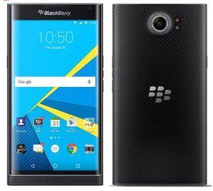 Desbloqueado Original BlackBerry Priv 5.4 'Slider Celular Android OS 3 GB RAM 32 GB ROM Câmera de 18MP Hexa Core Celular Recondicionado