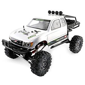 Nueva Llegada 1:10 RC Car 2.4G 4WD Cepillado Off-Road Rock Crawler Trail Rigs Coche RTR Coches de Control Remoto Juguetes Kid regalo